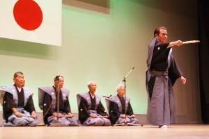 日本の伝統芸能です