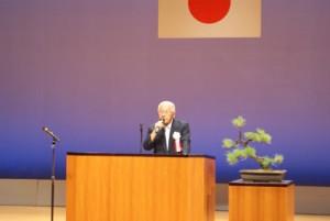 吉田会長の挨拶
