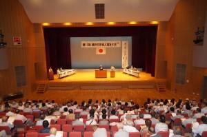 会場には多くの会員の皆様が来られました。