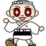 京都府老人クラブ連合会松コットキャラクター「きらっ都くん」