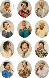 51名の出演者が大熱唱