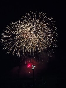やっぱり、花火は日本の心ですね♪