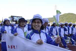 奈良県選手団 素敵な笑顔、眩しい☆