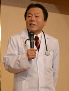 """""""ドグダー""""赤松さんによる講演"""