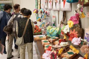 多くの展示物が観客を惹きつけました。