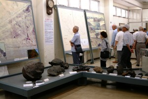 郷土資料館で大島の歴史や文化を学習