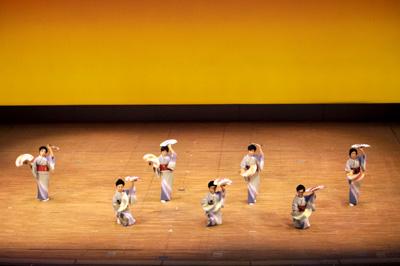 西東京市代表の踊り